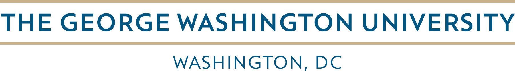 George Washington University in Washington D.C.